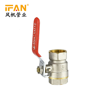 IFAN Factory BRASS BALL VALVE for oil & petroleum, water VALVULA DE BOLA DE BRONCE
