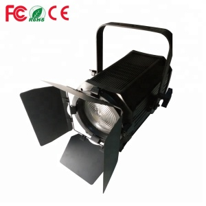 300Watt 300 Watt Zoom 3200K Warm 5600K Cool White 2in1 Bi-color Bi-colour Profile Light 300W COB LED Fresnel Lens Spotlight