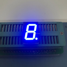 "Sette segmenti a 1 cifre 0.52 ""pollici a <span class=keywords><strong>7</strong></span> segmenti display a <span class=keywords><strong>led</strong></span> di colore blu"