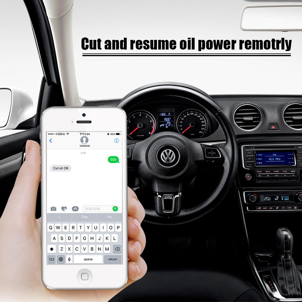 Mini GPS Tracker Mobil Tahan Air IP65 9-100V Memotong dan Melanjutkan Minyak Jarak Jauh Realtime Pelacakan Locator GSM alarm LK710 Geo Fence