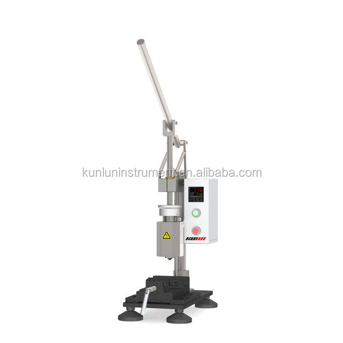 Machine de moulage par injection plastique manuelle Benchtop