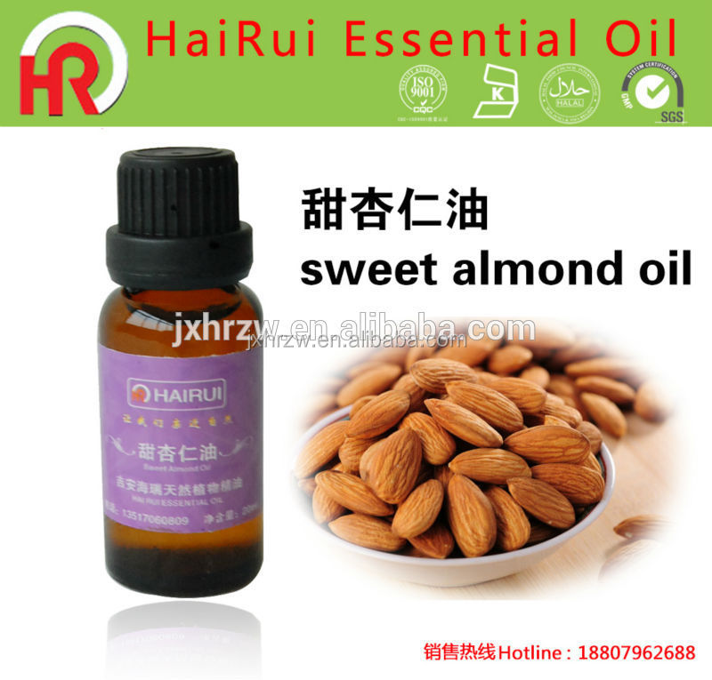 China Brand High Concentration almond oil for dark circles Fragrance Oil