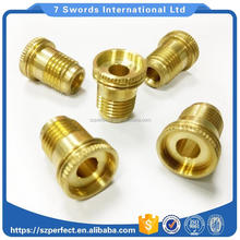 New 2016 small brass worm gear/spur gear for auto parts wholesale