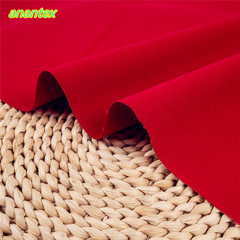 factory supplier 96 cotton 4 spandex fabric