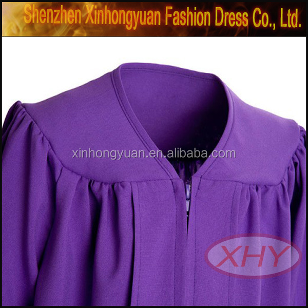 Custom Patchwork Graduation Gown Baccalaureate Gown With Cap - Buy ...