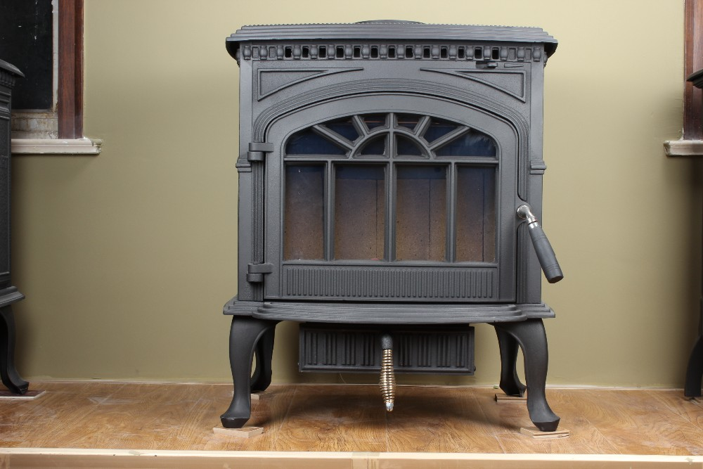 My Outdoor Cast Iron Wood Burning Stove For Sale