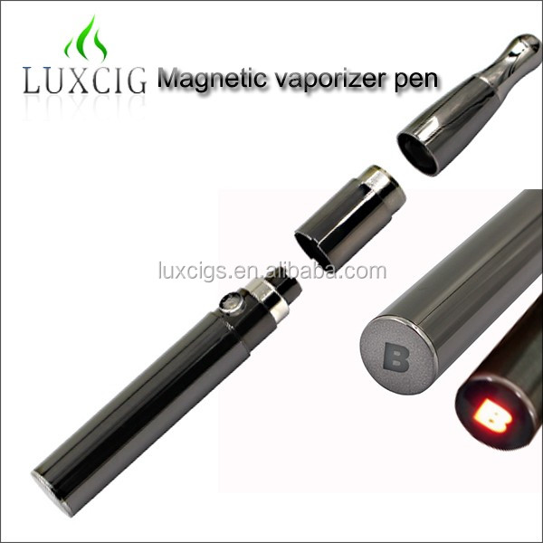 2016 Magnetic Wholesale Wax Vaporizer Pen With Ceramic