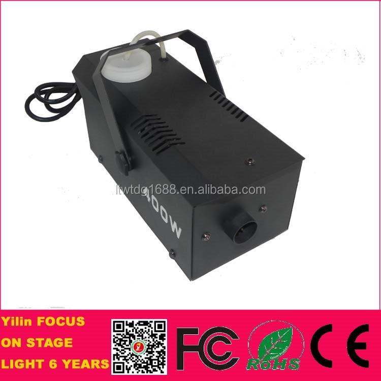 Foshan Yilin 400w Low Pice Dry Ice Blasting Low Thermal Fog ...