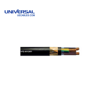 0.6/1KV 2C 3C 4C VFD NYCWY Power Cable