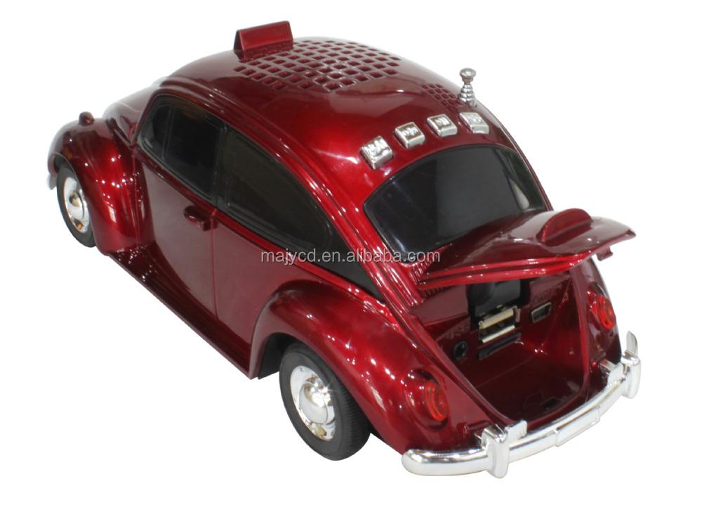 portable mini car speaker wireless car usb speaker ws. Black Bedroom Furniture Sets. Home Design Ideas