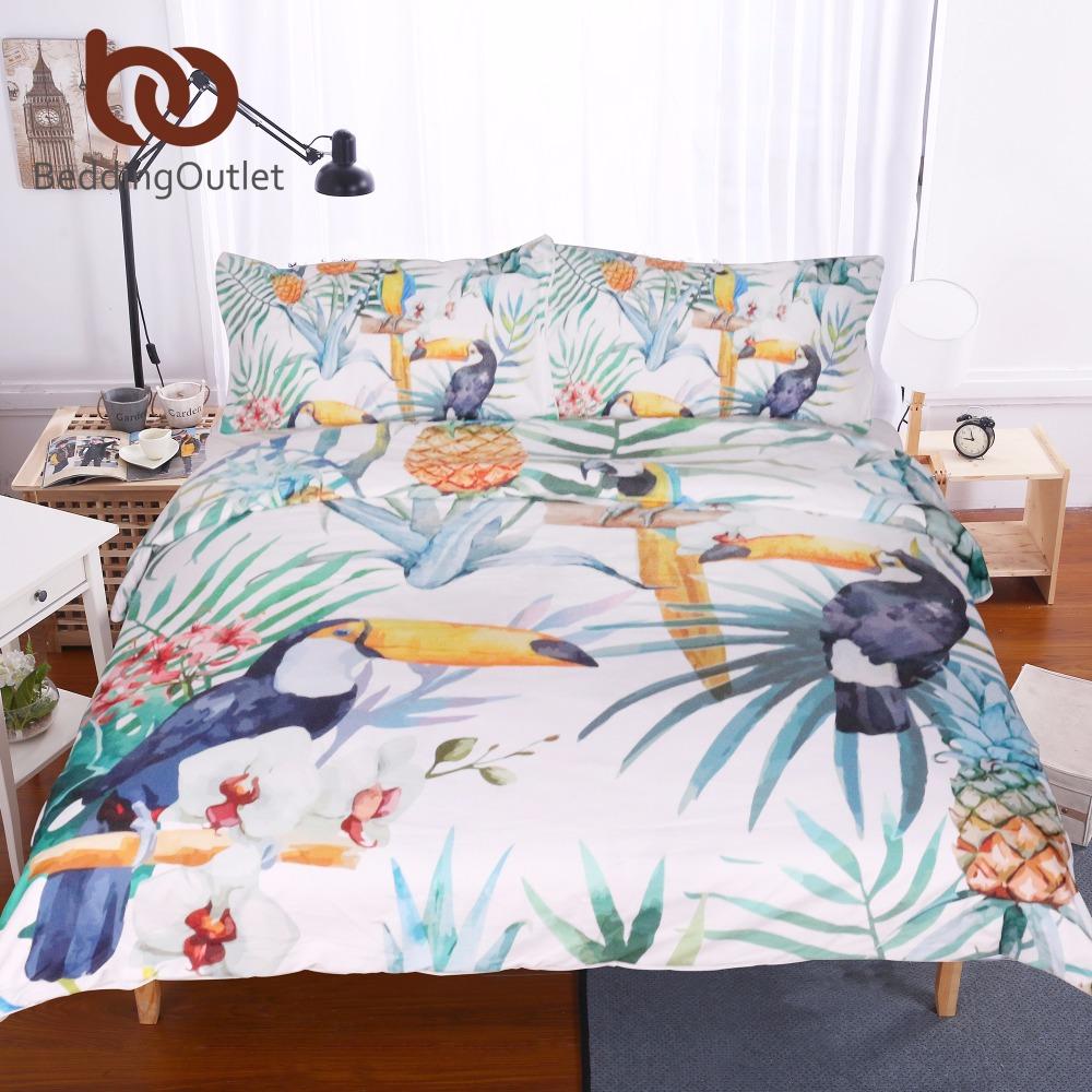 achetez en gros tropical housse de couette en ligne des grossistes tropical housse de couette. Black Bedroom Furniture Sets. Home Design Ideas