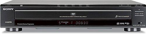 Sony DVP-NC800H/B HDMI/CD Progressive Scan 5-Disc DVD Changer Black