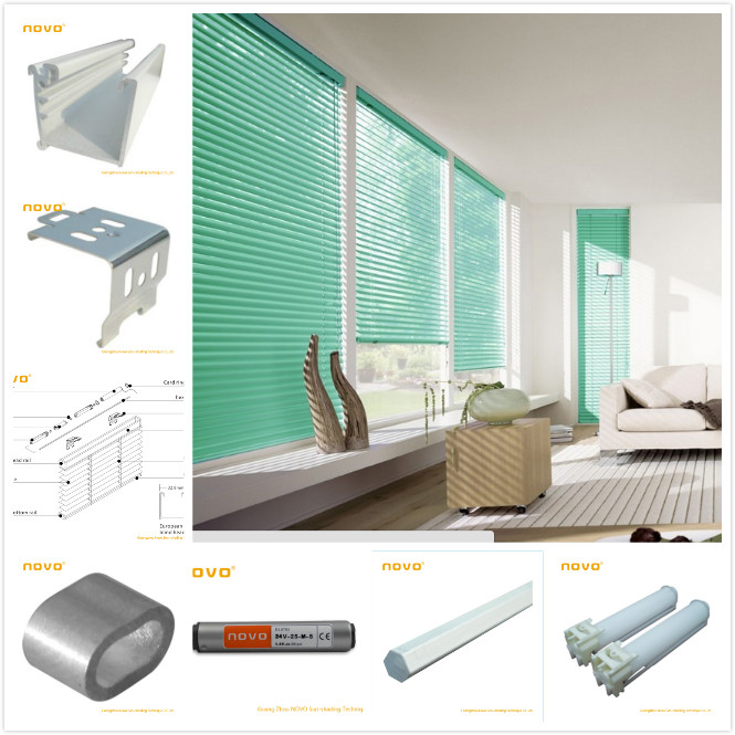 Curtain Motor venetian blind and roller blind motor FM electric window transmitter and receiver /remote control