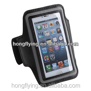 Trendy armband phone case PU Leather Case for 5.1-inch phone