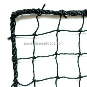 Cheap Baseball Batting Cage Net nylon knotted netting