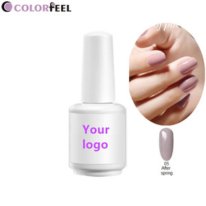 Your logo lady nail beauty diamond color uv nail gel durable gel polish factory price uv gel