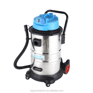 vacuum cleaner made in China stainless steel water tank industrial wet dry vacuum cleaner