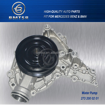 China famous brand BMTSR auto parts engine M273 w221 water pump, View auto  parts engine M273 w221 water pump, BMTSR-ISO,TS Certifiction OEM Factory