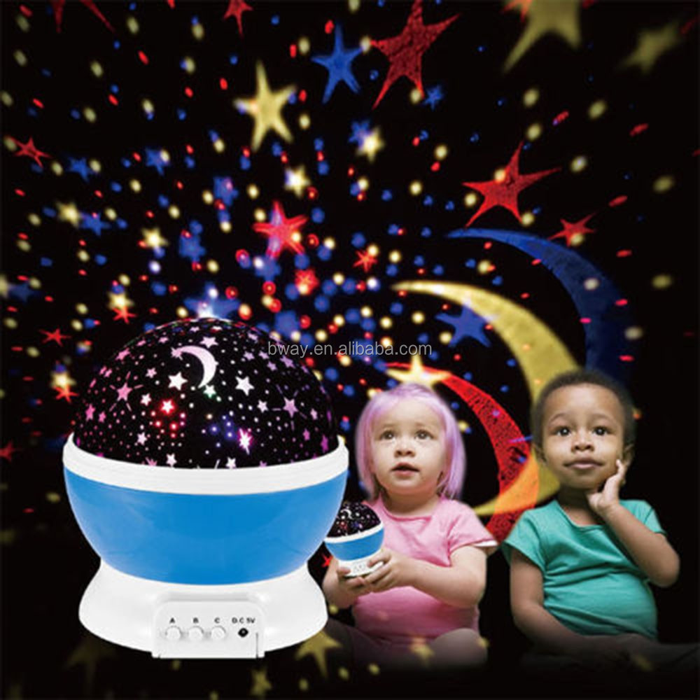 led light projector Lowest price Baby sleeping story projector flashlight star lamp child projection light-up toy Sleep