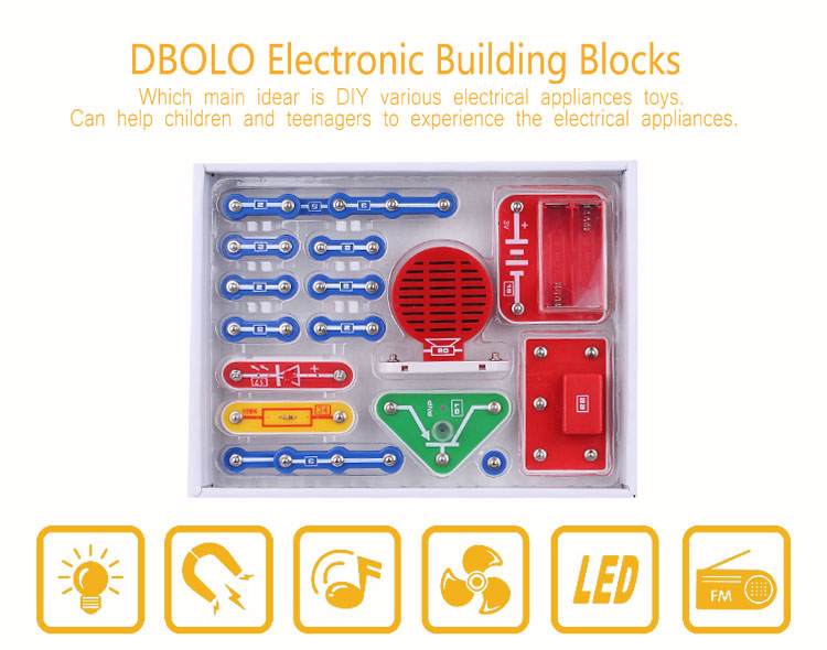 Original Stock electronic toys magnet toysNew construction