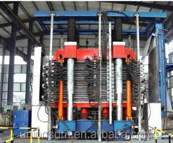 High Quality Vertical Diaphragm Filter Press China Manufacturer ...