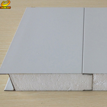 Cheap color steel wall eps foam sandwich panel