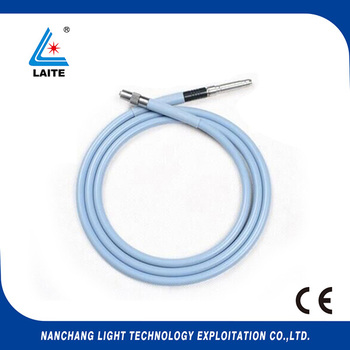 fiber optic cable connector for karls storz stryker light source