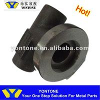Alibaba's IPO Success in United States New York Stock Exchange Steel Sand Casting