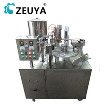 Good Quality AUTO high quality cosmetic cream filling and sealing machine Trade Assurance ZY-400A