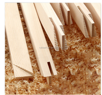 low price and good quality wooden canvas stretcher bars