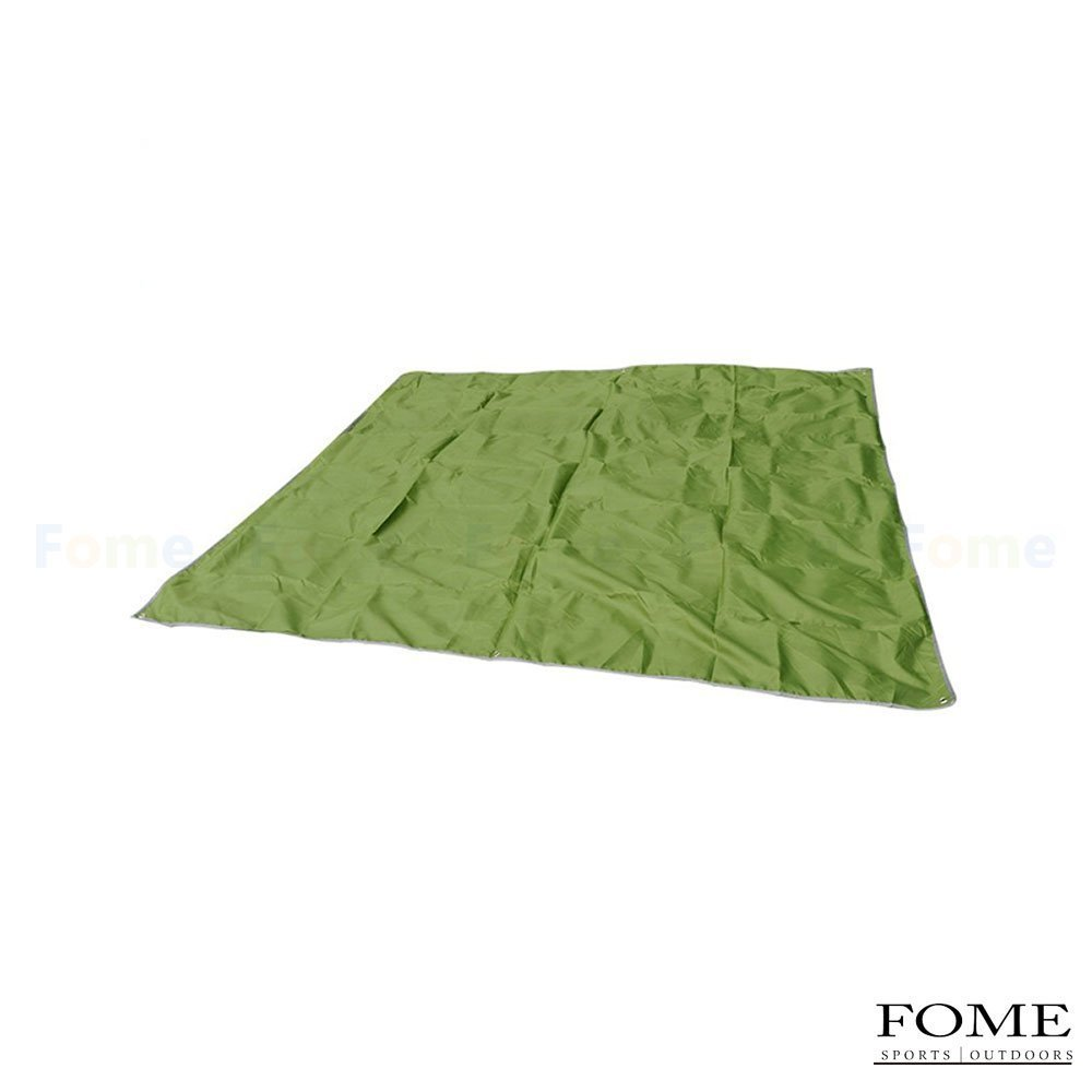 Tent Mat, FOME SPORTS|OUTDOORS 2-3-4 Person Outdoor Thickened Oxford Fabric Camping Shelter Tent Groundsheet Camping Blanket Mat One Year Warrenty