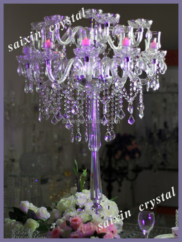 2015 new gorgeous crystal centerpieces wedding table chandeliers 2015 new gorgeous crystal centerpieces wedding table chandeliers for weddings zt 184 aloadofball Images