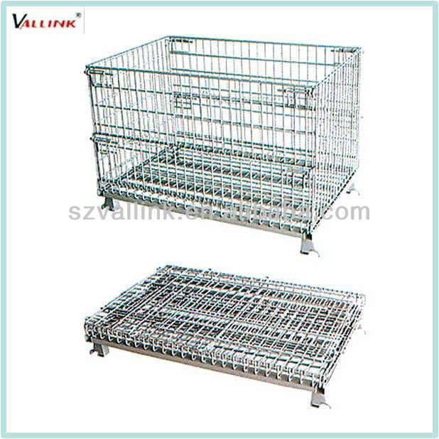 Image gallery steel crate for Metal shipping crate