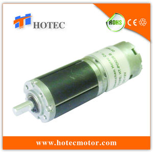 high torque 28mm 24V 12v dc planet geared motor