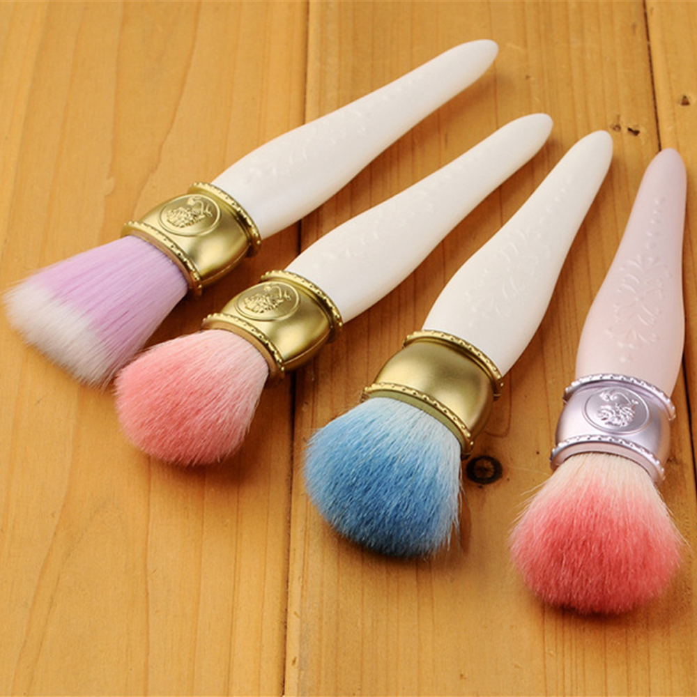 Bona 4pcs/set Old fashion Vintage Style Maquillaje Make Up Brushes