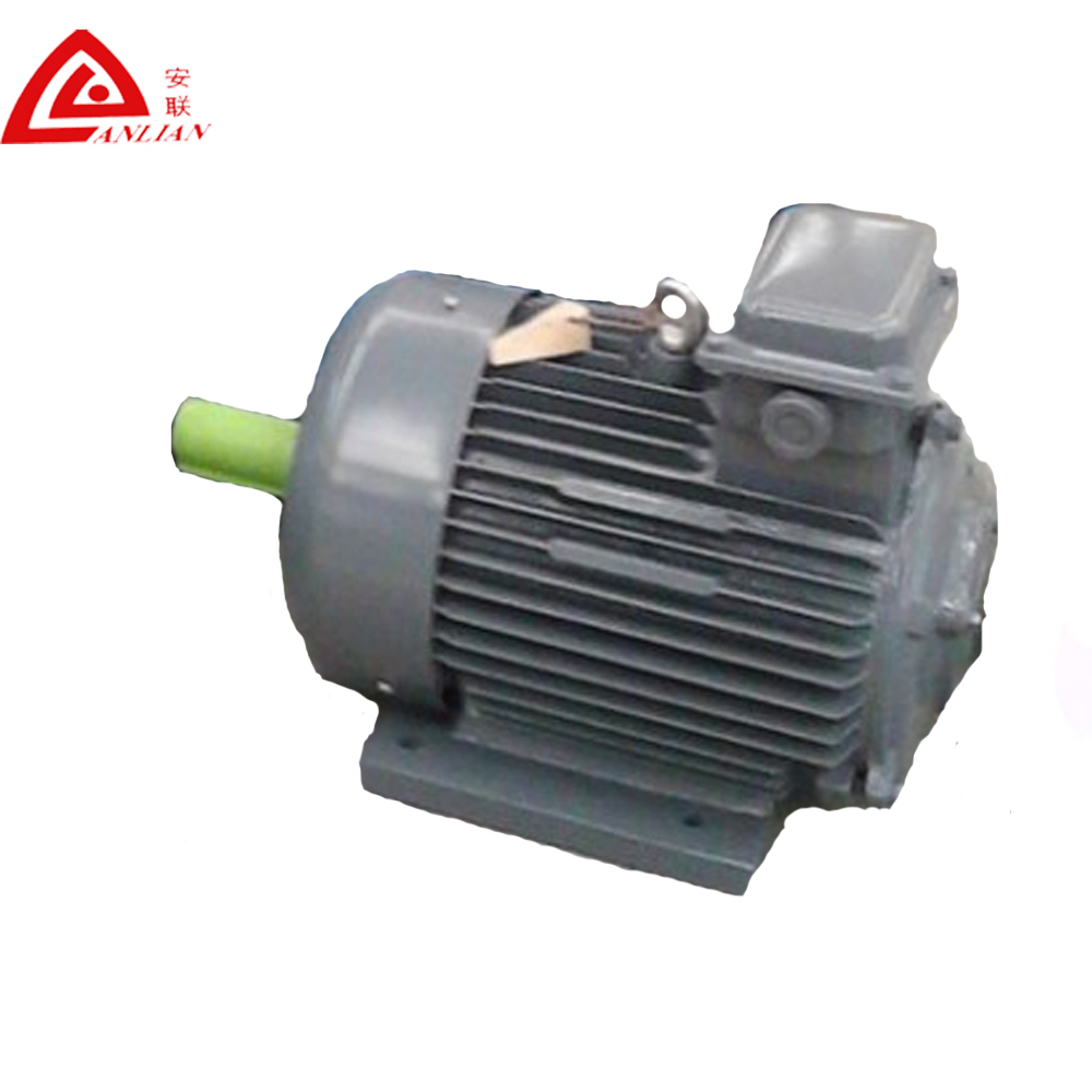 YZR Series Three-Phase 55kw Wound Rotor Induction Motor