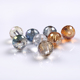 Charm Glass Ball DIY Accessories Crystal Glass Beads for Chandeliers Jewelry Making