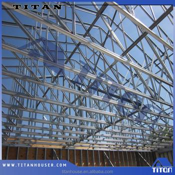 Framecad Types Light Gauge Steel Framing For Roofing Trusses