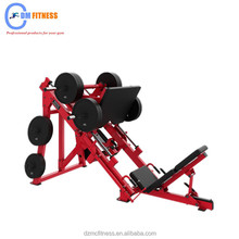 Commerical Indoor Hammer Strength 45 Degree Leg Press/Professional Exercise Fitness machine for sale