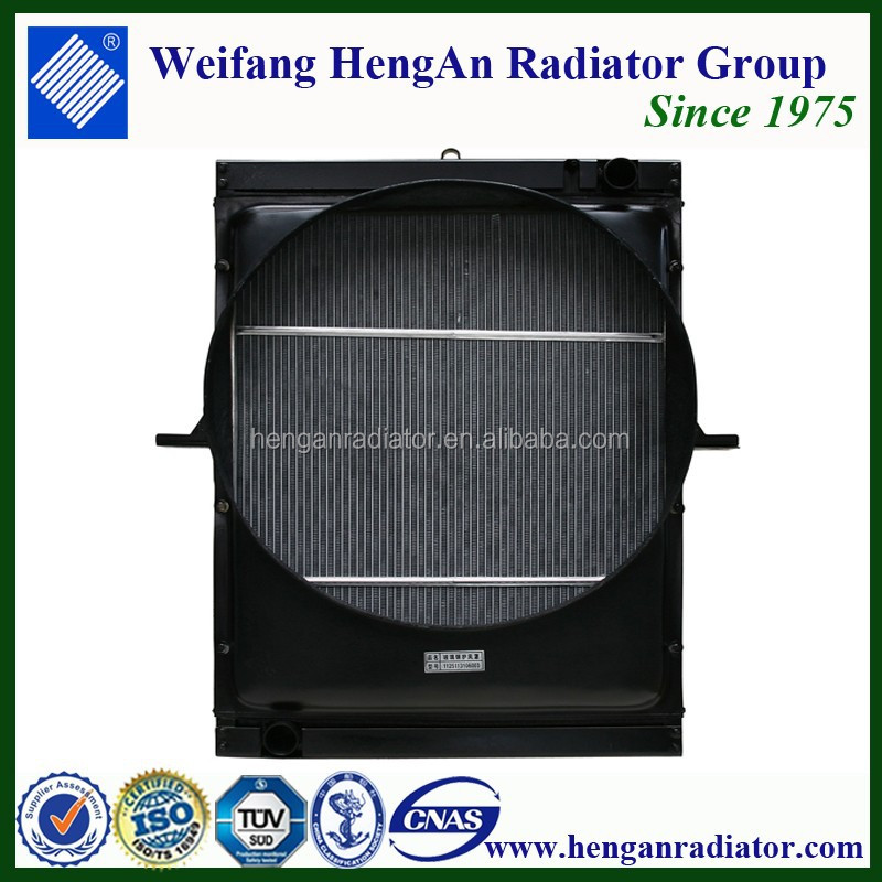 HengAn auto car truck radiator price