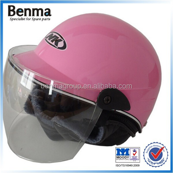 Thailand motorcycle helmets removable/washable and comfortable motorbike helmets