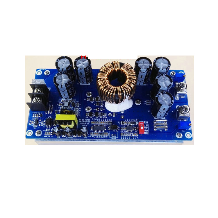 30A 800W DC DC step down buck converter power supply 20V-70V to 2.5V-58V 30A LED driver battery charger module