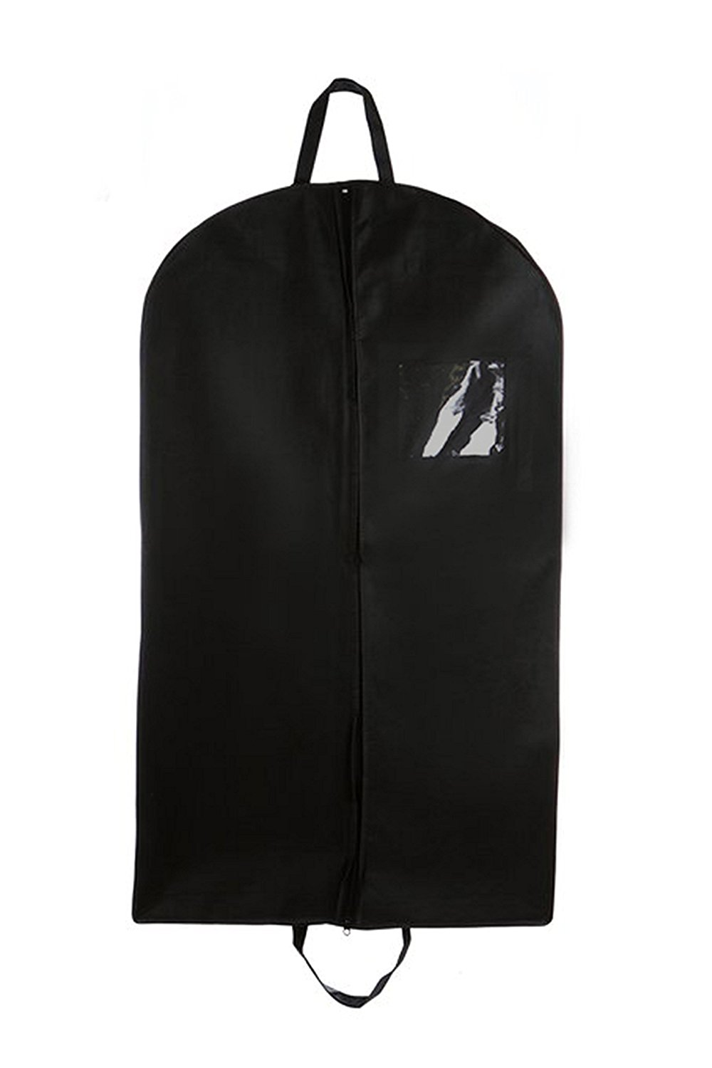 Wholesale Professional Factory suit garment bag with pvc pocket