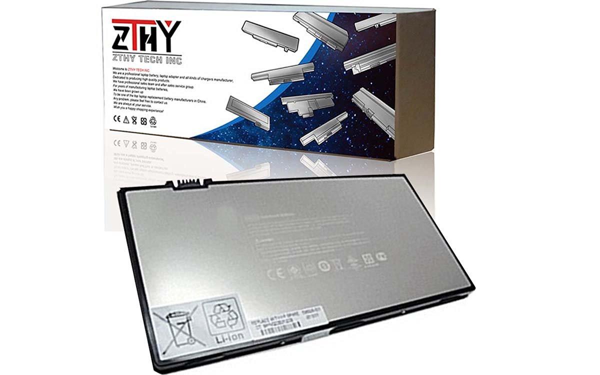 ZTHY® 11.1V 53WH/6cell NK06 Battery for HP Envy 15 15t 15t-1000 15t-1100 15t-1100se Series HSTNN-Q42C HSTNN-IB01 570421-171 582216-171 576833-001 HSTNN-XBOI