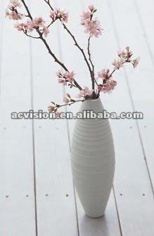 Große Blumenvase porzellan rosa blume vase große keramik blumenvasen blume dekoration