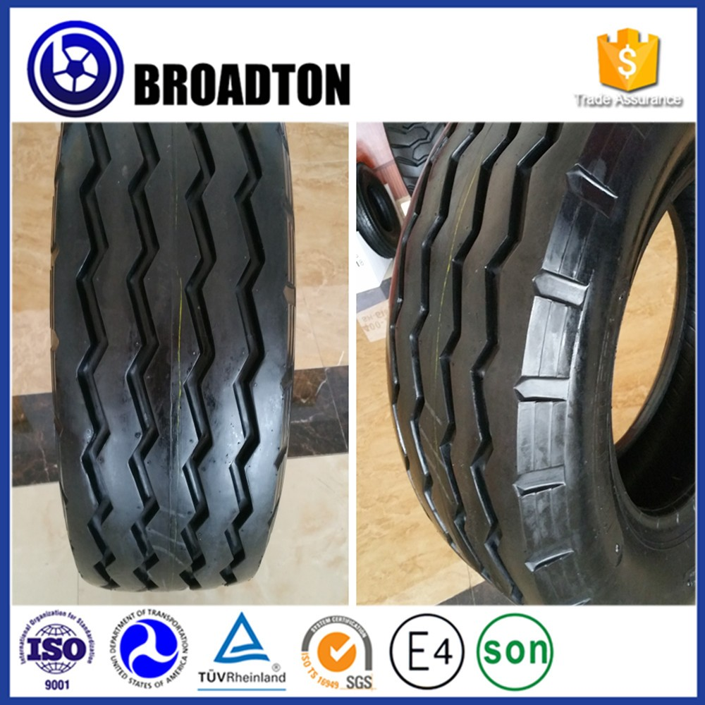 Durable agricultural tire
