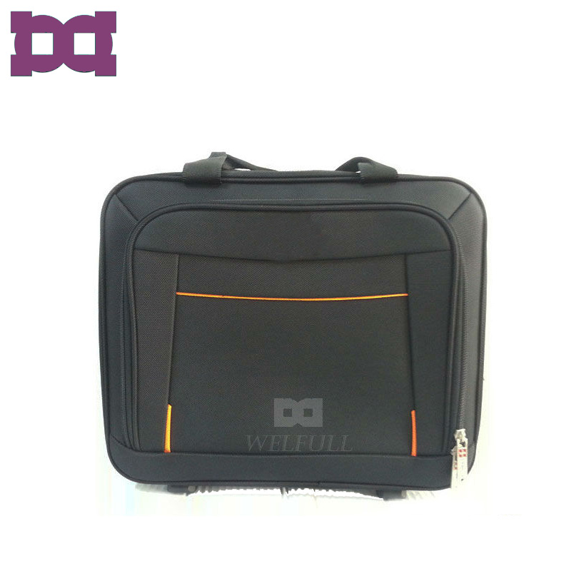 1680D Telescopic Trolley 16 Inch Laptop Bag