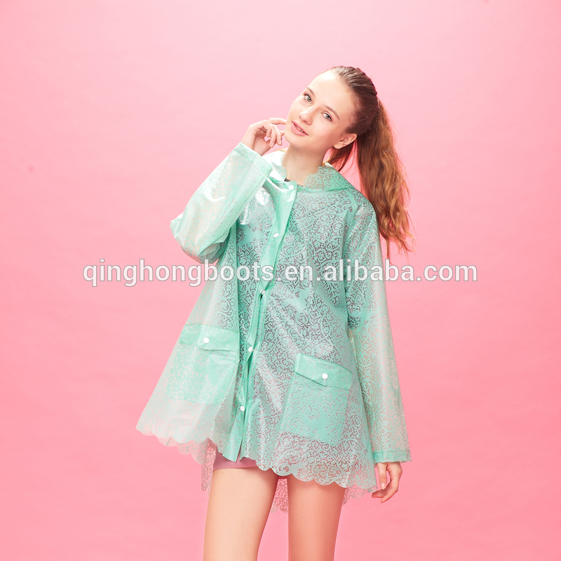 Funky Sex Ladies Raincoats,Cute Tpu Material Raincoats For Juniors ...
