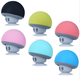 Cartoon small mushroom head speaker box for the creative mobile phone flat bracket portable outdoor mini bluetooth speaker