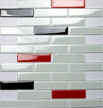 Decorazioni Artistiche In Vetro Mosaico Pavimento/parete ...